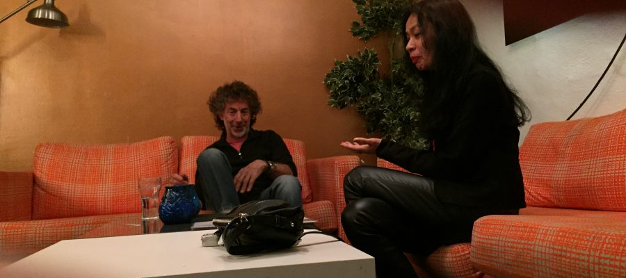 December 12 2018 – I – Interview with Simon Phillips