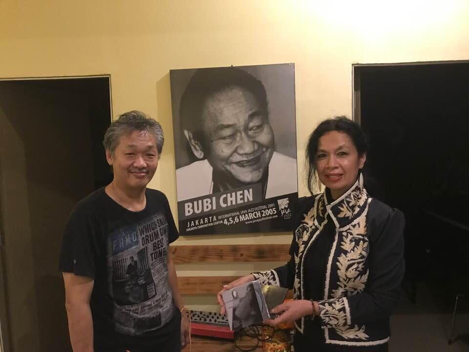 August 5 – 2020 – II – Jazzmeeting With Howie Chen