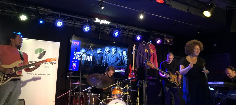 October 23 2019 – I – Jazzrock Cafe – Tristan
