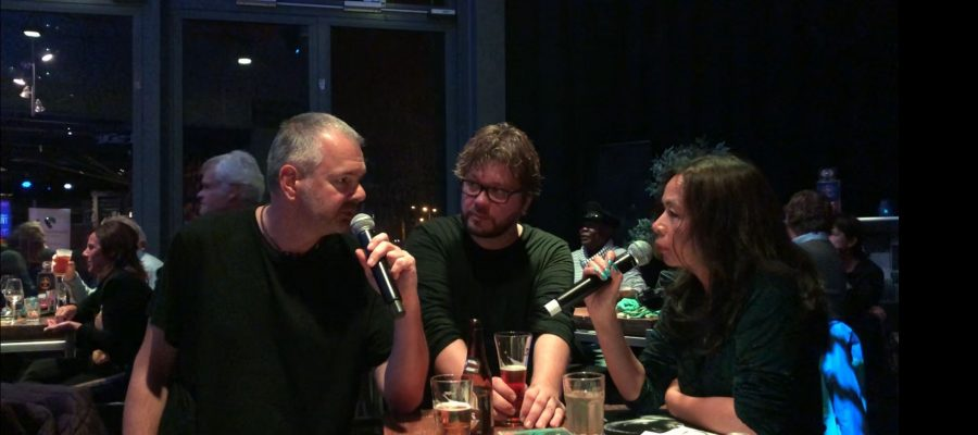 October 23 2019 – II – Jazzrock Cafe – Tristan